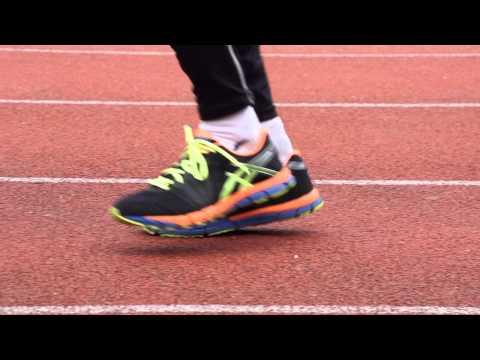 Technique de course à pied