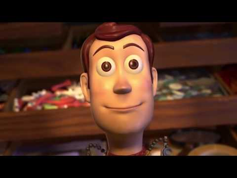 Toy Story 2 Fixing Woody