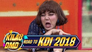 Video LUCU BGT! Rina Menirukan Gaya Nuraini Fans-nya Iqbal - Kilau DMD (6/7) MP3, 3GP, MP4, WEBM, AVI, FLV Desember 2018