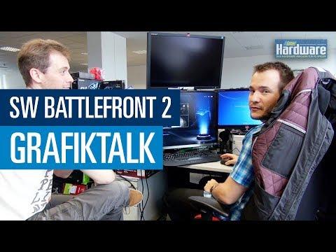 PCGH-Grafikgeeks zu Star Wars Battlefront 2 | PCGH Raw & Uncut