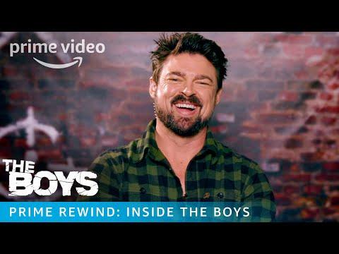The Boys Cast & Crew Deep Dive into Season 1 | Prime Rewind: Inside The Boys