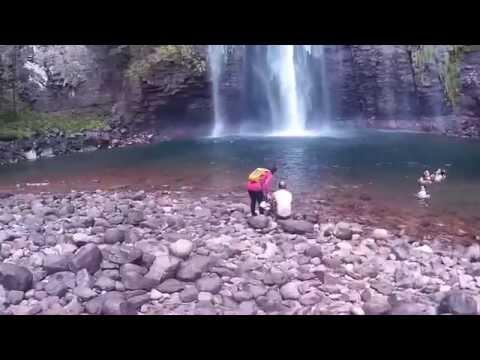 Subida à Cachoeira do Jatobá (vídeo 2)