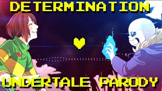 Video Determination - Undertale Parody (Parody of Irresistible - Fall Out Boy) ft. Lollia MP3, 3GP, MP4, WEBM, AVI, FLV Mei 2018