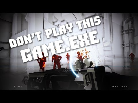 DON'T PLAY THIS GAME.EXE | Let's Play | HUH??