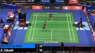 Playlist - 2014 Singapore Badminton Open https://www.youtube.com/playlist?list=PLIxA99cXcK2H7KHDAVs6jp3tgpmgmWKn6&action_edit=1 Matches http://www.tournament...