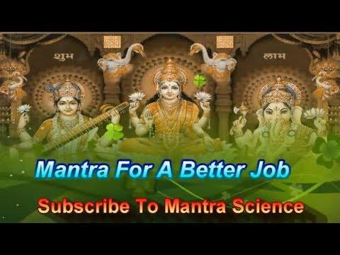 Deepawali Mantra – Better Job Opportunities & Employment