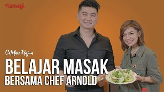 Video Najwa x Chef Arnold: Belajar Masak Bersama Chef Arnold (Part 2) | Catatan Najwa MP3, 3GP, MP4, WEBM, AVI, FLV Mei 2019