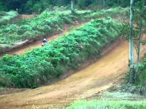 Motocross em Tupandi - RS