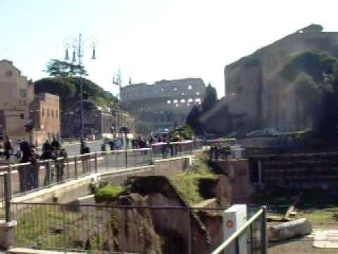 Marilena e Suely em Roma