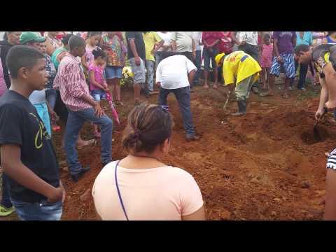 enterro de rel em quipapa