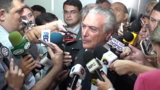 PMDB recebe Vice-presidente da República Michel Temer em Curitiba