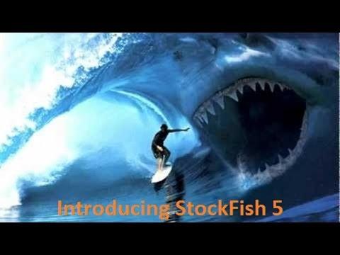 Stockfish 5 vs Houdini 4 Recorded Live
