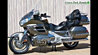 9. For Sale! 2006 Honda Gold Wing GL1800 Loaded With Extras!