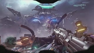 Halo 5: Guardians - Single Player GAMEPLAY Demo & E3 Trailer [1080p HD] | E3 2015 -