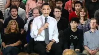 Obama speaks with Facebook CEO Mark Zuckerberg 21.04.2011