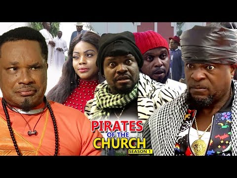 Pirates Of The Church Season 1 - 2018 Latest Nigerian Nollywood Movie Full HD