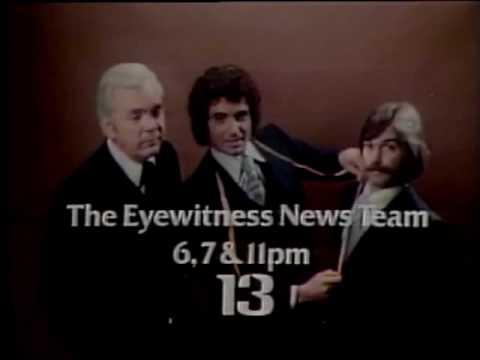 WJZ Eyewitness News Promos mid 70s