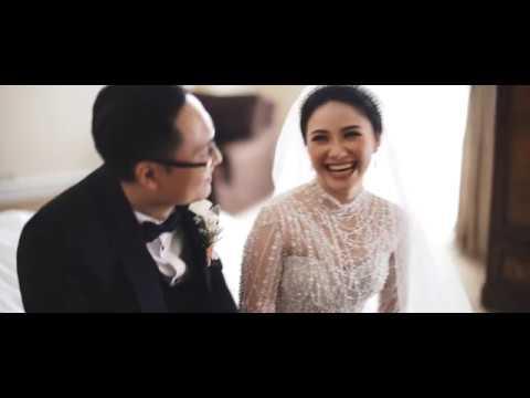 Highlight of Albert + Elizabeth | Jakarta Wedding