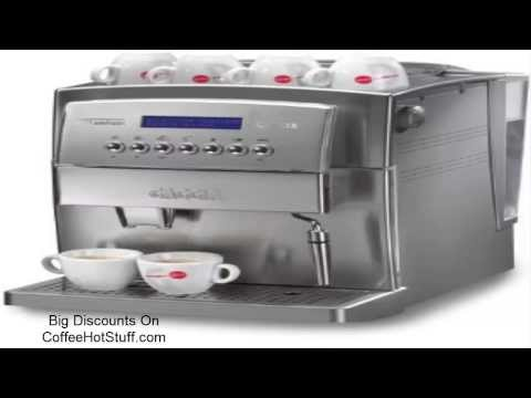 Gaggia 90500 Super Titanium Silver Automatic Espresso Coffee Machine Review