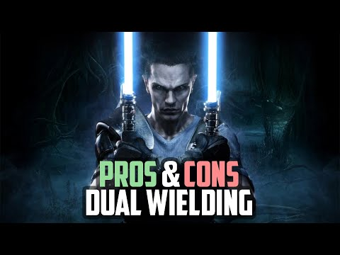 The Advantage of Dual Wielding VS Single Lightsabers