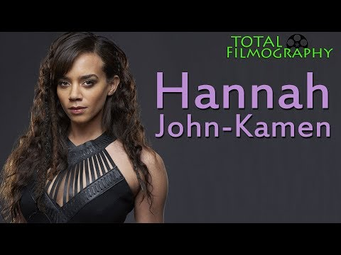 Hannah John-Kamen | EVERY Movie Through The Years | Total Filmography | Ant-Man & The Wasp Killjoys