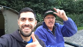 We did a livestream whilst out fishing! We're targeting Catfish (up to 80lbs!) and Carp (up to 30lb+) we run you through our setups and have a general chat! Let us know if you enjoyed it