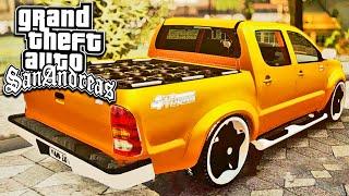 Motoboy e Carros Rebaixados - GTA San Andreas