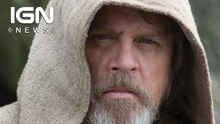 Star Wars: The Last Jedi Director Explains How Luke Skywalker Can Do THAT - IGN News by IGN