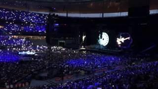 Concert de Coldplay à Paris (Stade de France) le 15 Juillet 2017 A head full of dreams tour - A Head Full Of Dreams - Yellow...