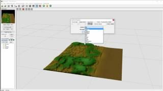 Removing sharp edges on terrains in World Machine