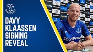 Watch how we revealed the signing of Ajax skipper Davy Klaassen. What do you make of the dutch attacking midfielder? Let us know, comment below...