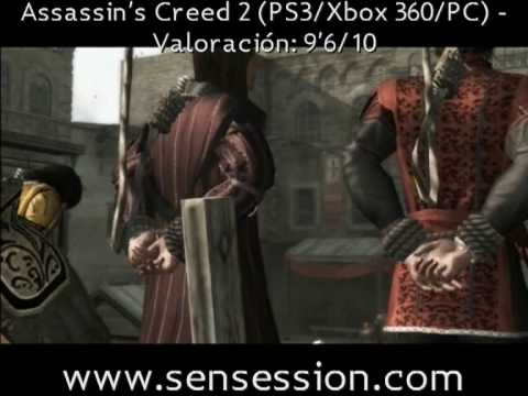 Video 1 de Assassin's Creed II: Review completa