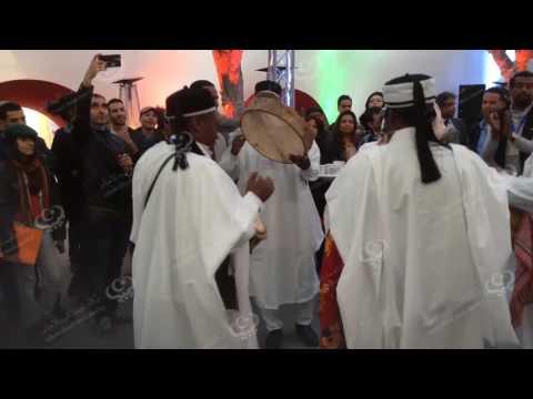 تظاهرة ثقافية فنية تراثية (من أجل ليبيا) في تونس