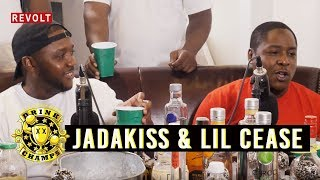 Jadakiss & Lil' Cease | Drink Champs (Full Episode)