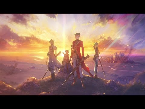 Senjuushi (The Thousand Noble Musketeers), anime de Fantasía y Acción del verano del 2018