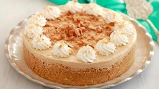No-Bake Dulce De Leche Cheesecake - Gemma's Bigger Bolder Baking Ep 141 by Gemma's Bigger Bolder Baking