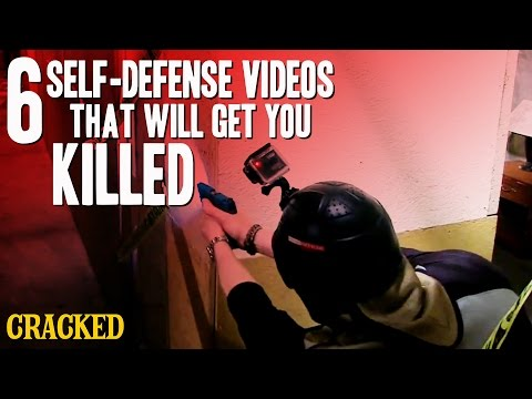 6 Self-Defense Videos that Will Get You Killed