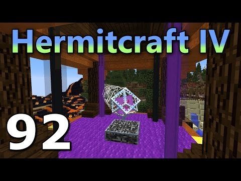 Hermitcraft 4 Ep.92- Player Launcher And 5K Completion!