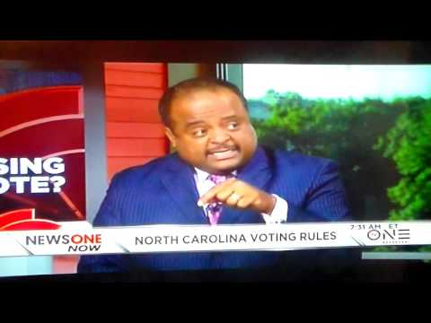 North Carolina Trying To Continue It's Illegal Voter Suppression