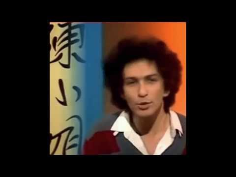 Michel Berger - Mademoiselle Chang - (25/11/81) - HQ!
