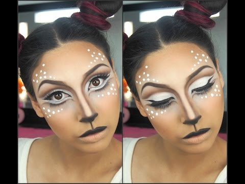 tutorial make up per carnevale: donna gatto