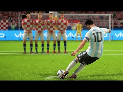 FIFA 18 FREE KICK GOALS COMPILATION #5