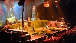Iron Maiden are an English heavy metal band formed in Leyton, East London, in 1975 The band's discography has grown to thirty-eight albums, including ...