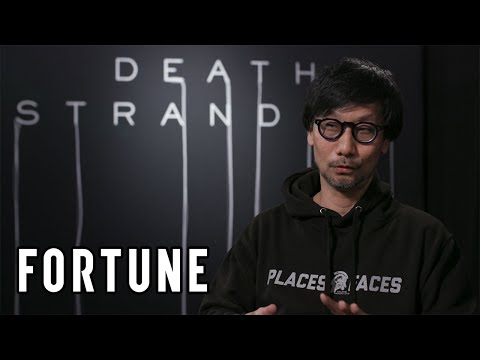 Hideo Kojima On Why He Set Out To Create A Very Different Game