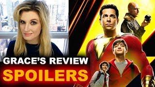 Shazam Spoiler Review