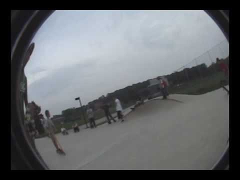 Fight at Reid Menzer Skatepark York