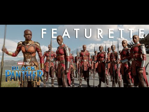 Marvel Studios' Black Panther – Warriors of Wakanda