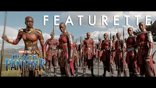 VIDEO: Marvel's BLACK PANTHER – Warriors of Wakanda