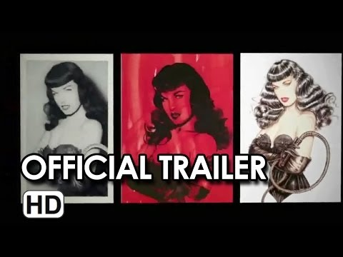 Bettie Page Reveals All Official Trailer #1 (2013) - HD