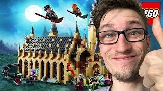Ich baue das neue LEGO Harry Potter Set